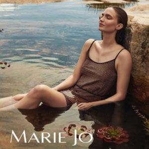 Marie Jo Monica kjole i BlondeHuset, Løkken