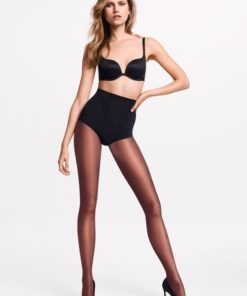 Wolford 18391 chateau Neon 40, BlondeHuset