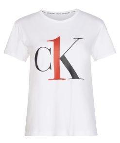 Calvin Klein T-shirts 000QS6436E100, BlondeHuset