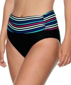 Wiki Alicante tai bikini trusse med foldekant 424-4207, BlondeHuset