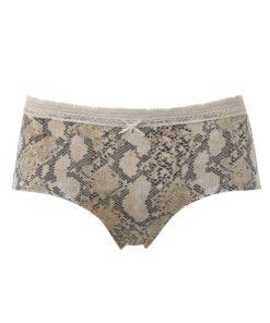 Trofé Season snakeprint pants 91242, BlondeHuset