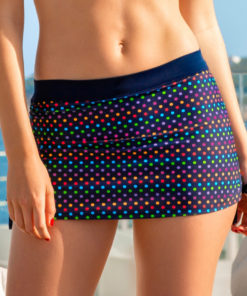 Wiki Barcelona bikini skirt med trusse 427-5000, BlondeHuset
