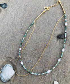Thorup Smykker Helle halskæde, BlondeHuset