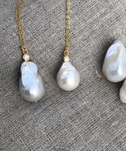 Thorup Smykker Cille halskæde, BlondeHuset