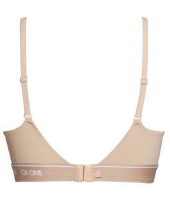 Calvin Klein LIGHTLY LINED BRALETTE TOP QF6039, BlondeHuset