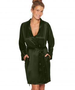 Lady Avenue silke kimono 25-80668, BlondeHuset