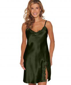 Lady Avenue silke natkjole 27-20803, BlondeHuset