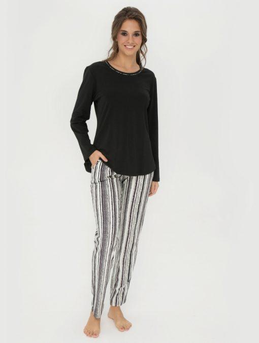 Lady Avenue pyjamas 53-1038 BlondeHuset