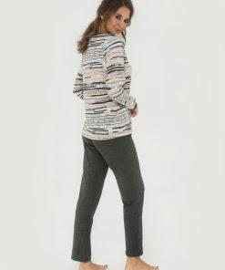 Lady Avenue pyjamas 52-1032 BlondeHuset