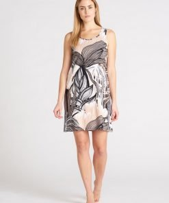 TROPIIKKI natkjole med brede stropper 01-26357 BlondeHuset