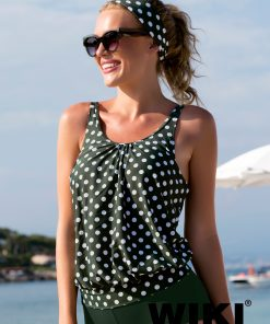 Wiki Cannes tankini top 452-1180 BlondeHuset