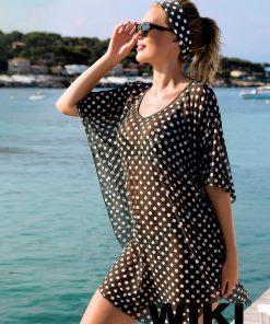 Wiki Cannes kaftan 452-5020 BlondeHuset