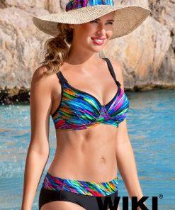 Wiki Zanzibar fuld skål bikini top 440-3467 BlondeHuset