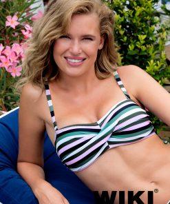 Wiki Lyon bandeau bikini top 448-2491 BlondeHuset