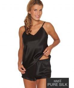 Lady Avenue silketop 25-10101 BlondeHuset