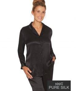 Lady Avenue silkepyjamas 25-80112 BlondeHuset