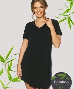 Lady Avenue natkjole bamboo bambus 51-50516 BlondeHuset