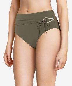 Chantelle Glory maxi bikini trusse C15H80 BlondeHuset